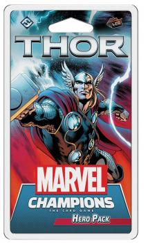 Marvel Champions Living Card Game - 06 Thor Hero Pack