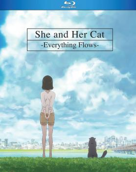 She And Her Cat Everything Flows Blu-Ray