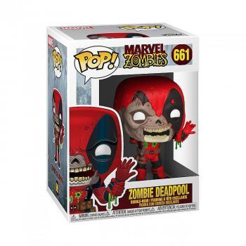 Marvel Zombies Pop Vinyl Figure - Deadpool