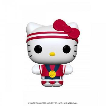 Hello Kitty Sports Pop Vinyl Figure - Gold Medal Hello Kitty