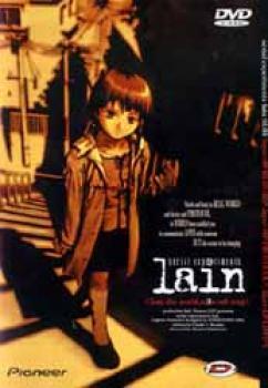 Lain vol 03 DVD PAL NL/FR