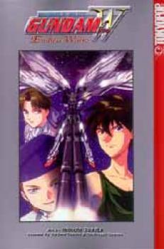 Gundam Wing Endless waltz GN