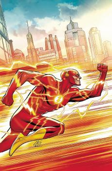 FLASH: UNITED THEY FALL (TRADE PAPERBACK)