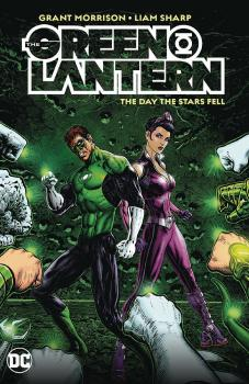GREEN LANTERN VOL. 02: THE DAY THE STARS FELL (TRADE PAPERBACK)