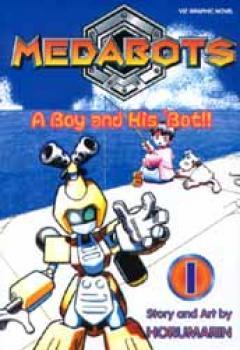 Medabots vol 1 Boy and his bot TP