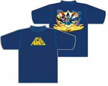 BOTP Fiery phoenix T-shirt XXL