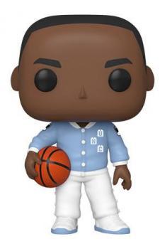 NBA Stars Pop Vinyl Figure - Michael Jordan Warming Up (UNC)