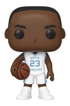 NBA Stars Pop Vinyl Figure - Michael Jordan in Away Jersey (UNC)