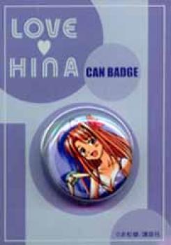 Love Hina Canbadge Naru