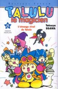 Talulu le magicien tome 08
