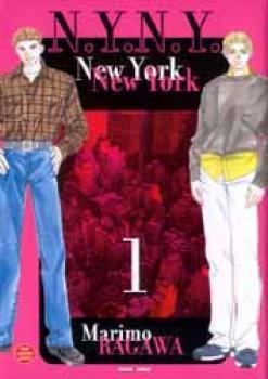 New York New York tome 1