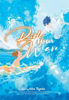 Ride your wave Light Novel SC