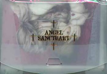 Angel sanctuary Letter set