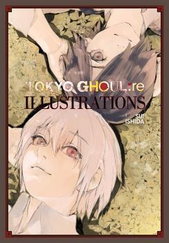Tokyo Ghoul:re Illustrations: Zakki HC