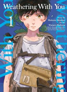 Weathering With You vol 01 GN Manga
