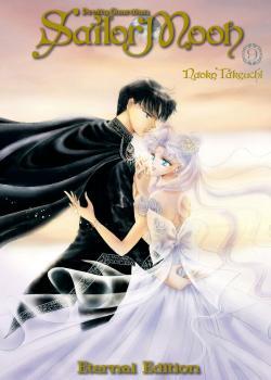 Sailor Moon Eternal vol 09 GN Manga
