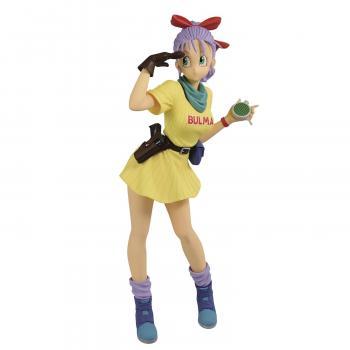 Dragon Ball Glitter & Glamours PVC Figure - Bulma III Ver. B