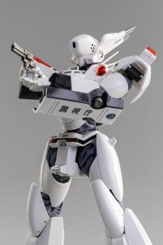Mobile Police Patlabor Action Figure - Robo-dou Ingram Unit 2 + Unit 3 Compatible Set 1/35