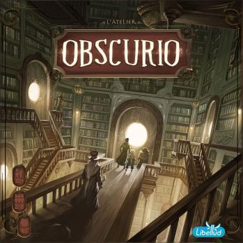 Obscurio Board Game English