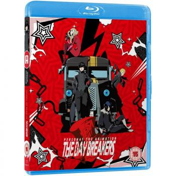 Persona 5 The Animation - The Daybreakers Blu-Ray UK