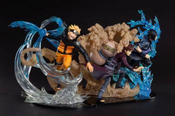 Naruto Shippuden Figuarts Zero PVC Figure - Naruto Uzumaki Kizuna Relation