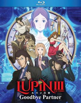 Lupin The 3rd Goodbye Partner Blu-Ray