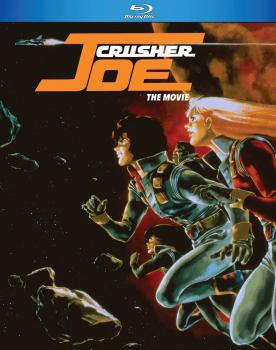 Crusher Joe The Movie Blu-Ray