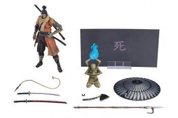 Sekiro Shadows Die Twice Action Figure - Figma Sekiro Dx Edition