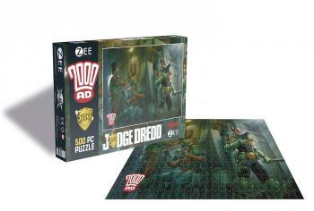 2000 AD Puzzle Judge Dredd