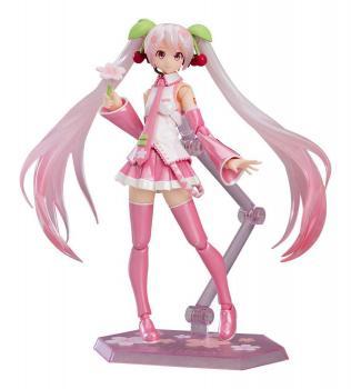 Character Vocal Series 01 Hatsune Miku Action Figure - Figma Sakura Miku