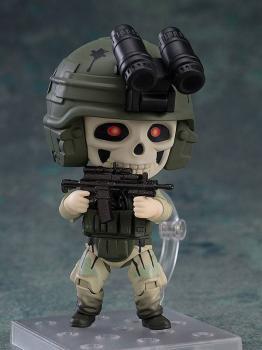 Death Stranding PVC Figure - Nendoroid Cliff Dx Ver.