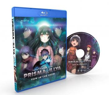 Fate/Kaleid Liner Prisma Illya Vow In The Snow Blu-Ray