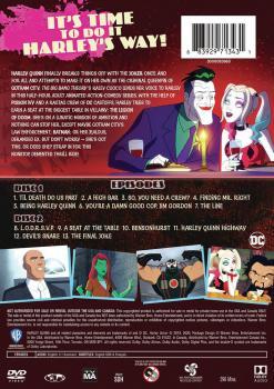 Harley Quinn Season 01 DVD