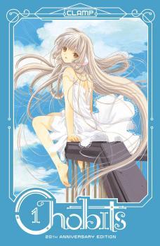 Chobits 20th anniversary Edition vol 01 GN Manga HC
