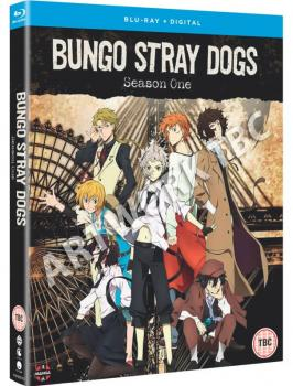 Bungo Stray Dogs Season 01-02 + OVA Blu-Ray UK