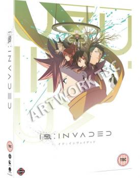 ID Invaded The complete Series DVD UK