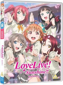 Love Live! Sunshine! Season 02 DVD UK