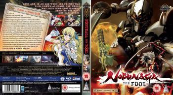 Nobunaga the fool collection Blu-Ray UK