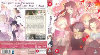 O maidens in your savage Season Complete Collection Blu-Ray UK