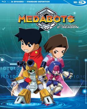 Medabots Season 02 Blu-Ray
