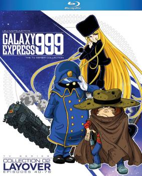 Galaxy Express 999 TV Series Collection 02 Blu-Ray