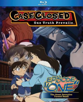 """Case Closed Episode """"One"""" Blu-Ray"""