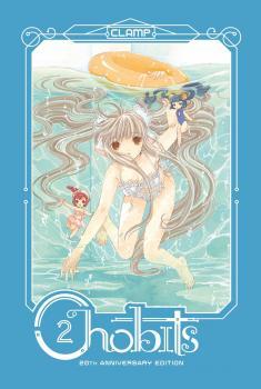 Chobits 20th anniversary Edition vol 02 GN Manga HC
