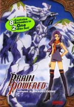 Brain powered vol 3 DVD