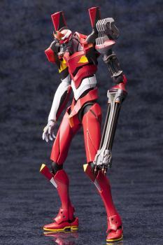 Neon Genesis Evangelion Plastic Model Kit - Unit 02