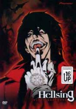 Hellsing vol 2 DVD