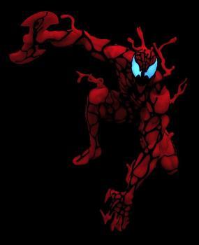 Marvel Gallery PVC Figure - Carnage (Glow in the Dark)
