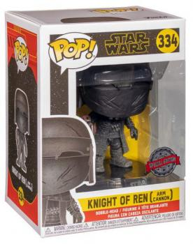 Star Wars Pop Vinyl Figure - Knight Of Ren (Cannon) (Rise of Skywalker) (Special Edition)