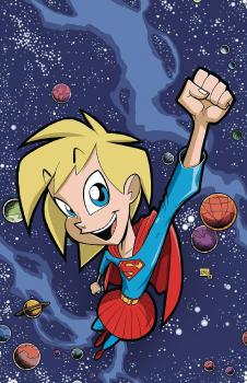 SUPERGIRL: COSMIC ADVENTURES IN THE 8TH GRADE (NEW EDITION) (TRADE PAPERBACK)
