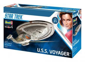 Star Trek Model Kit 1/670 U.S.S. Voyager 51 cm